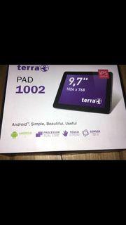 Terrapad iPad Modell 1002 neu
