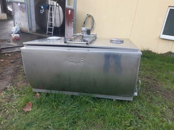 Verkaufe Milchwanne 1000 Liter