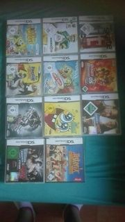 11 Nintendo Ds spiele