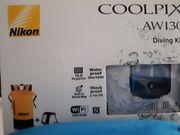 nikon camera waterproof