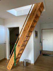 Treppe Holz