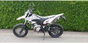 Yamaha WR 125 X Weiß