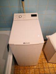 Toploader Waschmaschine Bosch