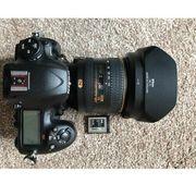 Nikon D500 DSLR Camera mit16-80mm