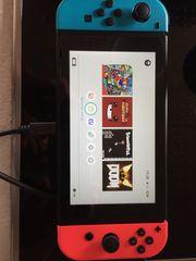 Nintendo Switch mit ovp und