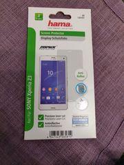 Hama Displayschutzfolie für Sony Xperia