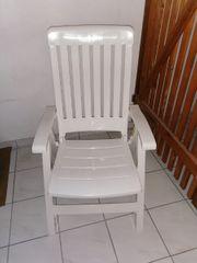 Klappstuhl für Balkon Terrasse und
