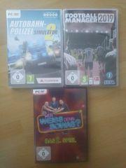 PC Spiele NEU