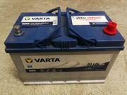 Autobatterie Start Stop Varta