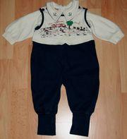 SET - Baby-Strampler Hemd - Größe 62 - 68