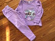 Disney Schlafanzug Prinzessin Sophia Größe