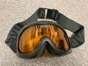 Skibrille Uvex Nevada Supravision schwarz