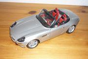 Bburago BMW Z8 1 18