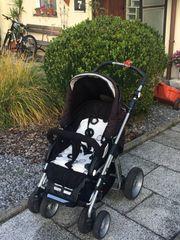 Kinderwagen incl Baby Schale guter