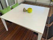 Tisch quadratisch vielseitig verwendbar und