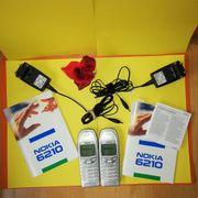 2 Handy der Marke Nokia