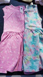 Mädchenkleider Kinderkleider 74 - 116