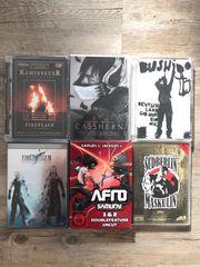 Verschiedene DVD s