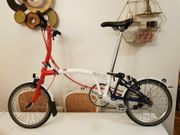Brompton Folding Bike - BWC Edition