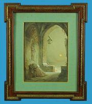 Caspar Scheuren 1810-1887 Gebet im