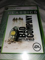Bad company Battlefield XBOX360 GEBRAUCHT