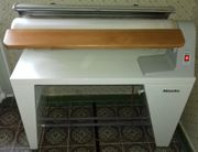 Heißmangel Bügelmaschine Bügelautomat Miele 850