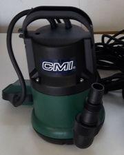 Neue Tauchpumpe CMI 250