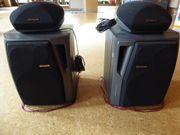 AIWA 3-Wege Bass-Reflex-Lautsprecher SX-NS 30