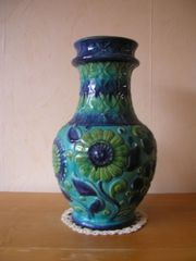 Bay West Germany Bodenvase Standvase