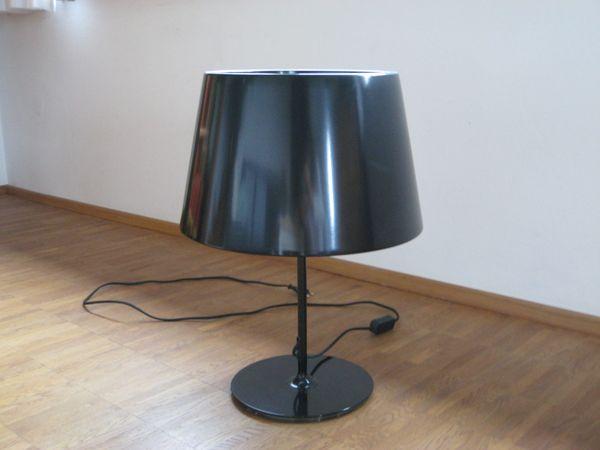 IKEA-Lampe KULLA schwarz