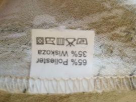 Blusenjacke offen beige kaki braun: Kleinanzeigen aus Waldbrunn - Rubrik Damenbekleidung