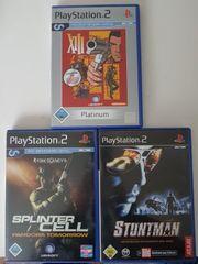Playstation 2 Spiele XIII Splinter
