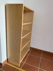 Bücherregal Holz 70 x 110