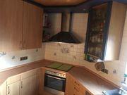 Moderne Küche mit Elektro-Geräten Pyrolyse