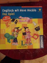 Lernspiel Englisch mit Hexe Huckla