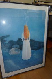 Druck Edvard Munch: