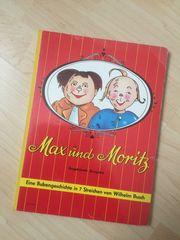 Max und Moritz - Kinderbuch