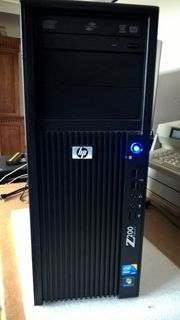 HP Z200 Workstation Intel Xeon