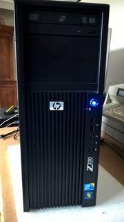 HP Z200 Workstation Intel Xeon