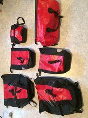 Ortlieb 6pack Fahrradtaschen