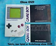 Gameboy Nintendo Classic und 4