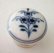 Meissen Porzellan Antiker Möbel Knauf