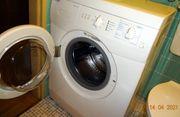 Waschmaschine WA 2112 EBD wenig