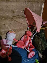 Dreirad von Hello Kitty