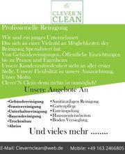 Reinigung service