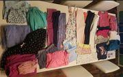 Kleiderpaket 33-teilig Gr 110-116 Mädchen