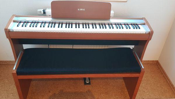 Klavierbank Musikbank Kirschbaum