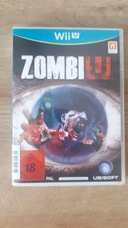 Wiiu Zombie U