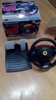 Ferrari Lenkkonsole mit