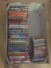 Kinder DVD s und CD